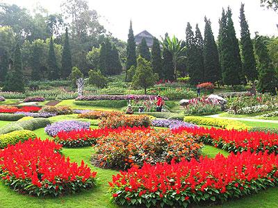 สวนไม้ดอก